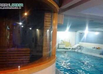 مجموعه ورزشی هتل تاوریژ