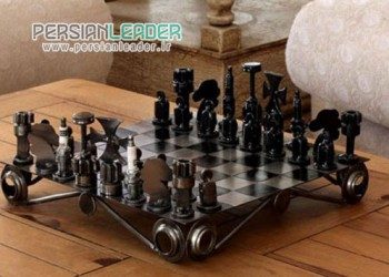 مدرسه شطرنج آتوساپور کاشیان