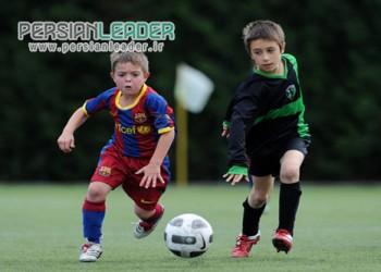 مدرسه فوتبال گام اول