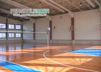 سالن والیبال شهید مدرس