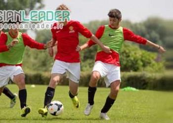 مدرسه فوتبال یاران جوان محمود