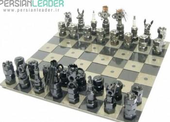 مدرسه شطرنج تهران