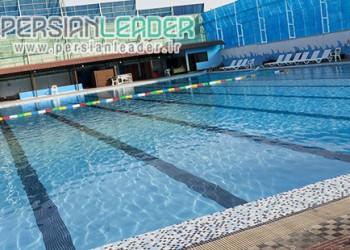 سالن شنا ورزنده