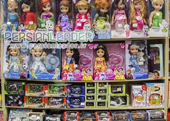 فروشگاه اسباب بازی لگو اسکان