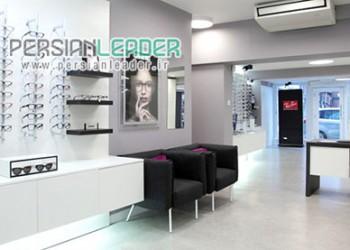 عینک فروشی سورنا