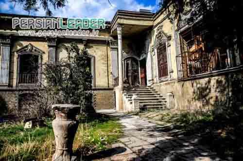 خانه باغ کیانیان